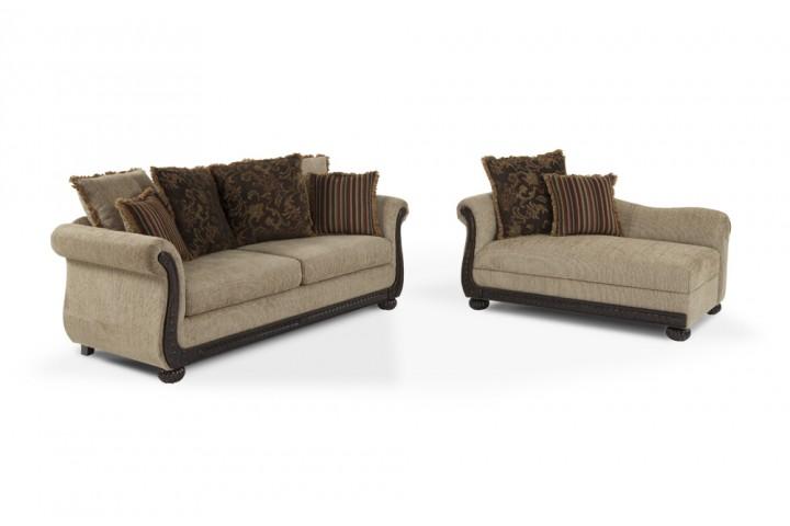 23 bobs discount furniture gabiella sofa chaise for Bobs furniture chaise