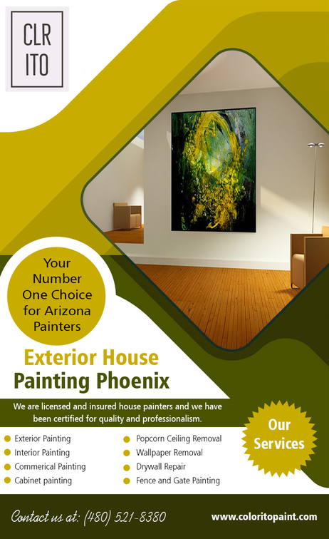 Exterior House Painting Phoenix