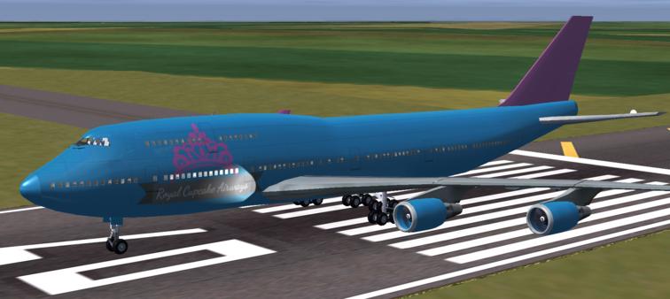 FlightGear forum • View topic - my second livery