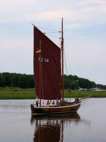 Historic boat