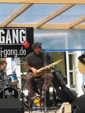 Würzburg Marathon - AJ-Gang