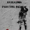 Attention Peinture Frache