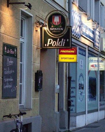 Poldis Kneipe in München