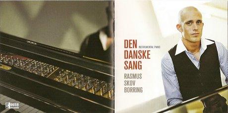 Rasmus Skov Borring CD-cover