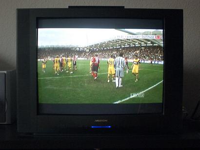 Bayer Leverkusen vs. Borussia Dortmund