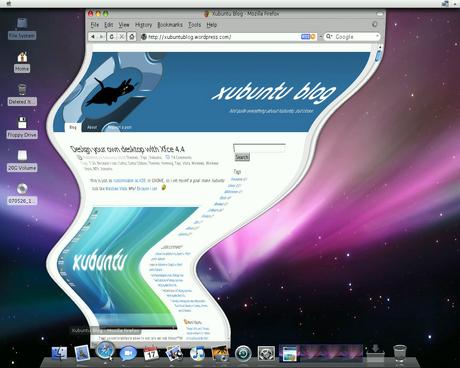 Design your own desktop with Xfce 4 4 – part 2 | Xubuntu Blog