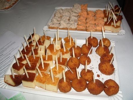 Receitas queixo do cebreiro, paté, tarta e croquetas