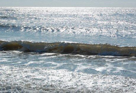 vesterhavet ved Hvide Sande