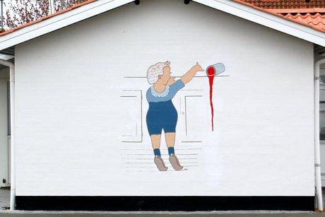 En malers endevæg