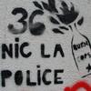36 Nic La Police Burn Cops