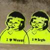 I ♥ Wurst I ♥ Irgh
