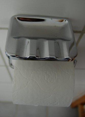 Toiletrulleholderaskebæger
