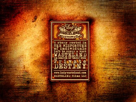Wallpaper hentet fra LadyWasteland.com
