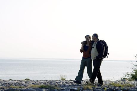 Vandring ved Vestjylland