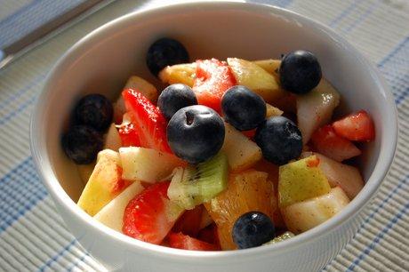 Frugtsalat