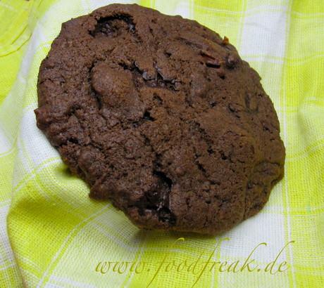 Schoko-Pecan-Cookies