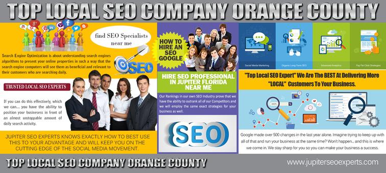 top local seo company orange county