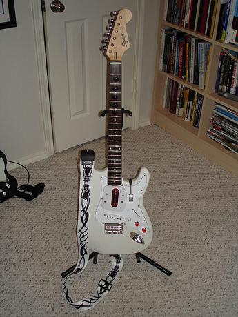 Jugar al Guitar Hero como Dios manda