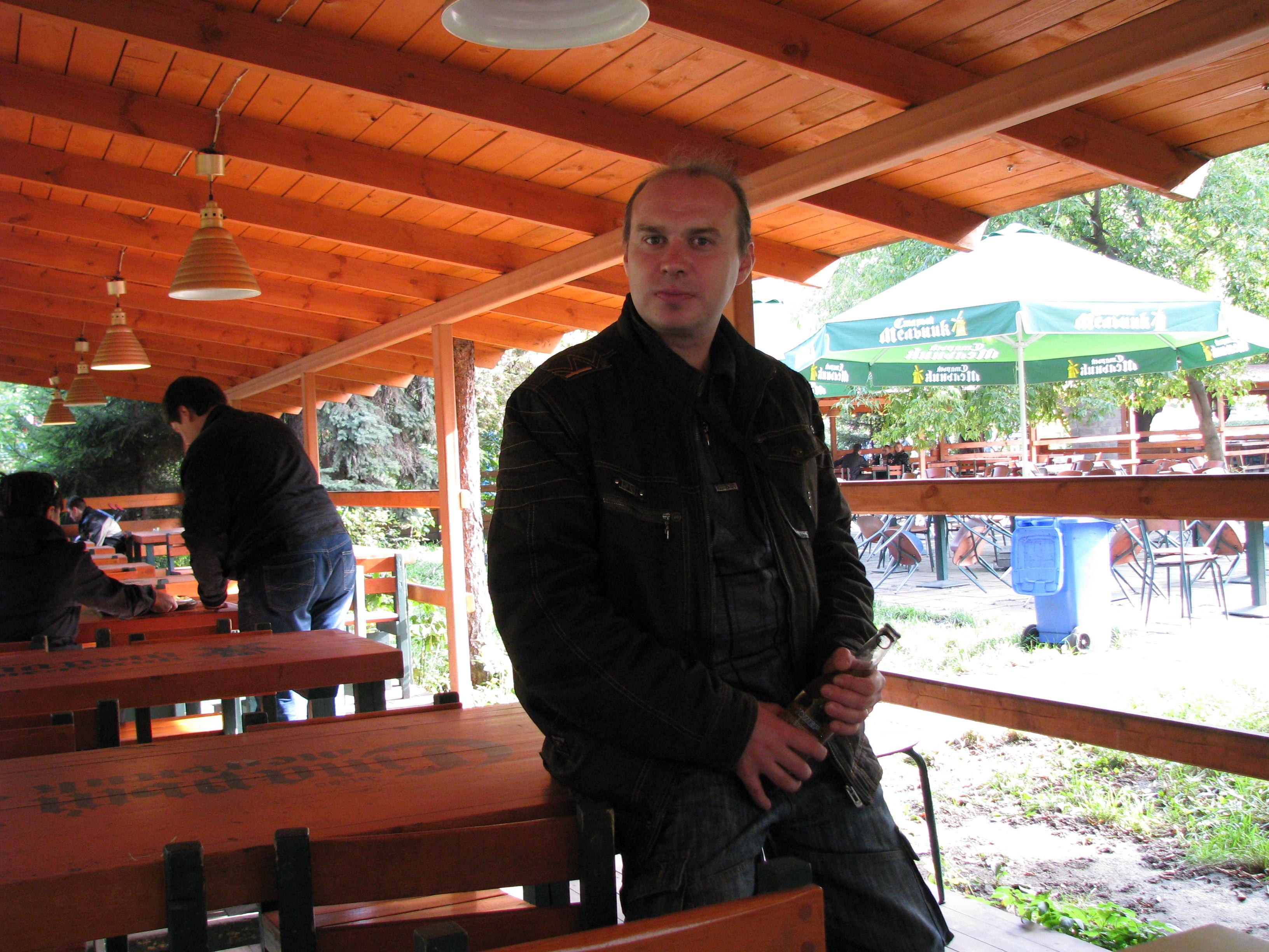 Кафе Парк Горького