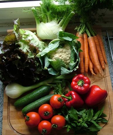 DSCF13849 weekly veggies kw28