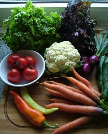 kw30 veggies