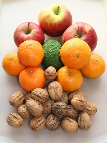 weekly organic fruit delvery
