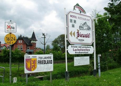 Hotel Restaurant Schillinghof Friedland