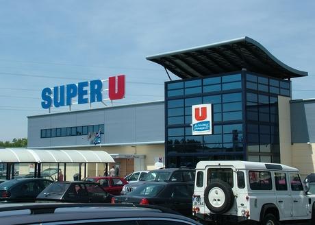 Supermärkte Frankreich