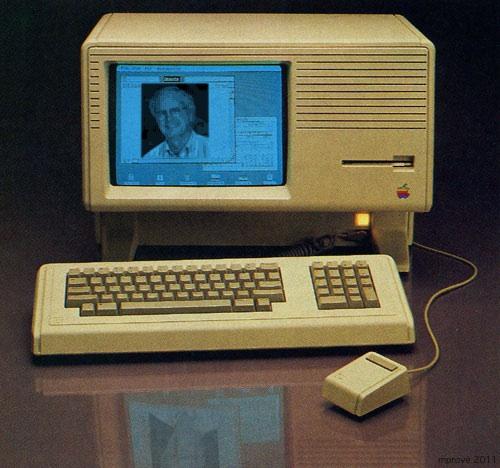 Frank Ludolph on Apple Lisa