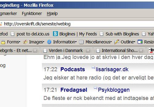 www.overskrift.dk